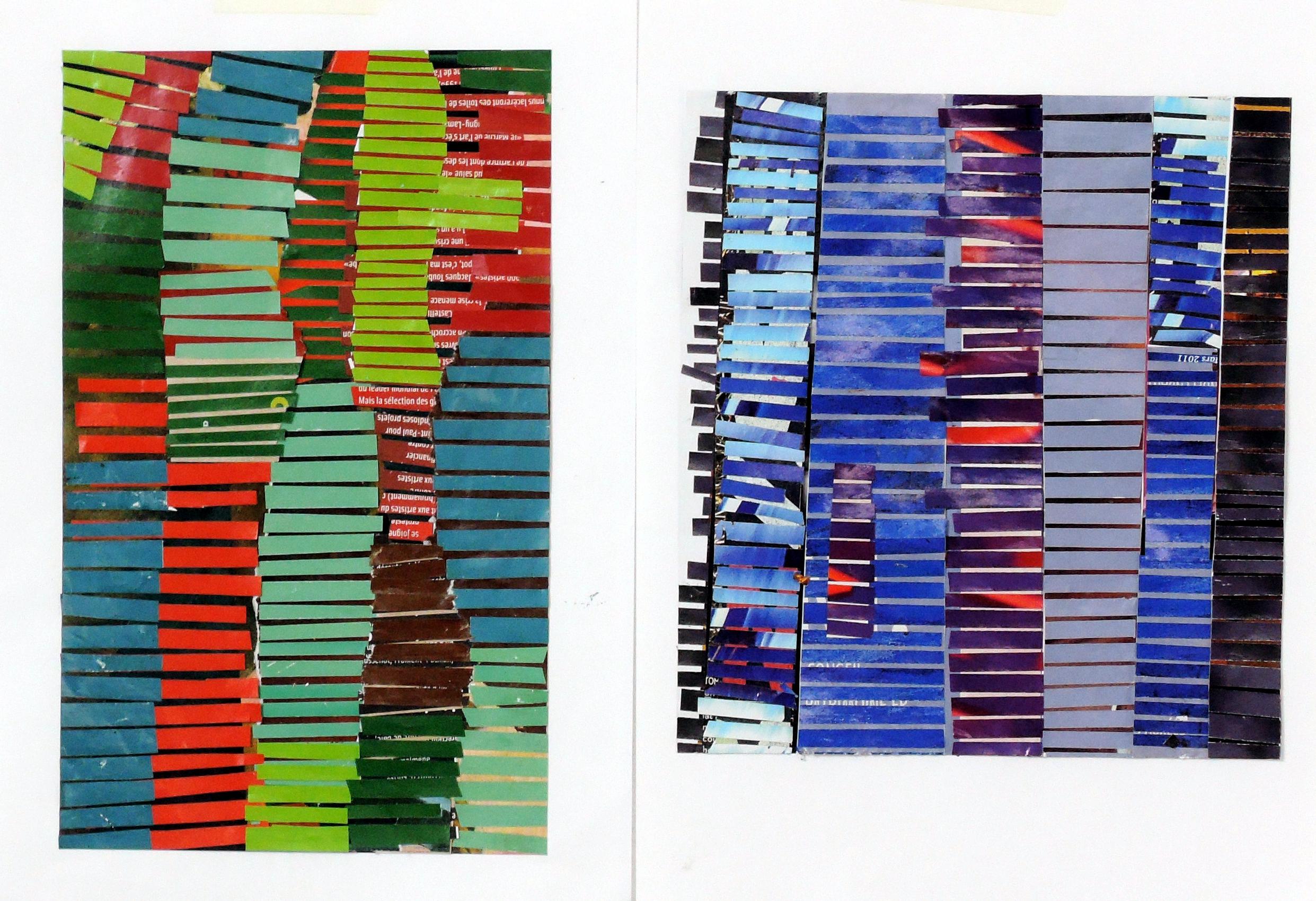 collages Galia n°2 -3-