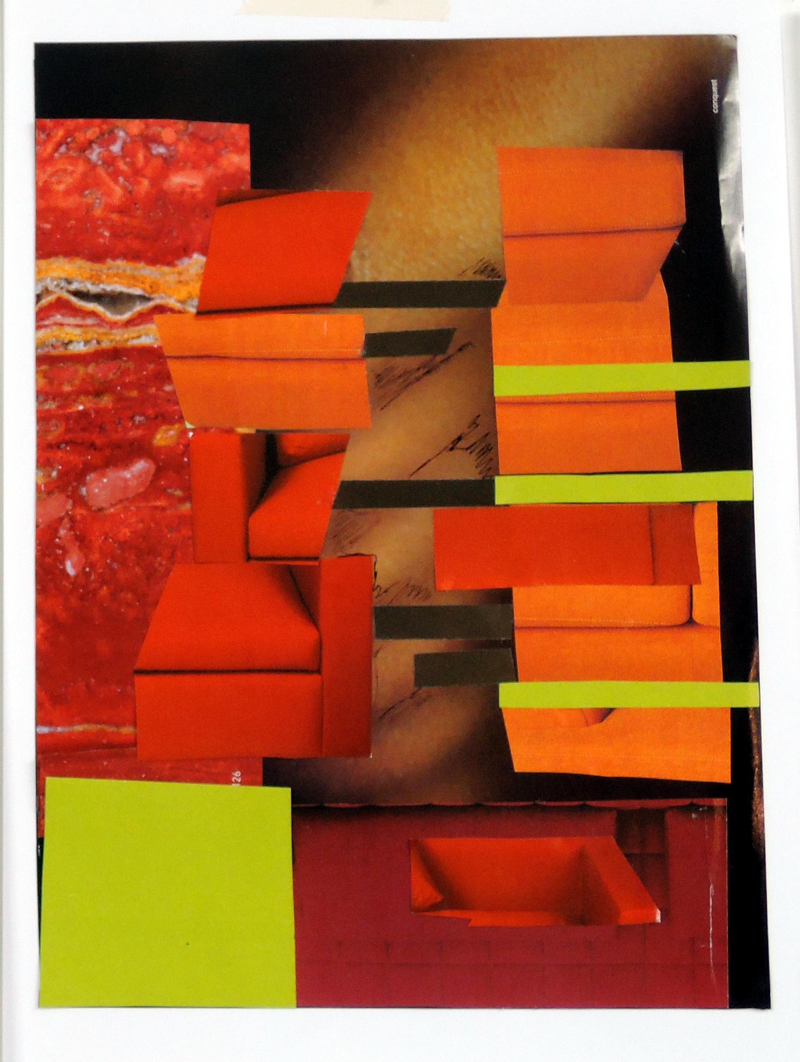collages jeudi 6 nov Gunther Gerzso 10