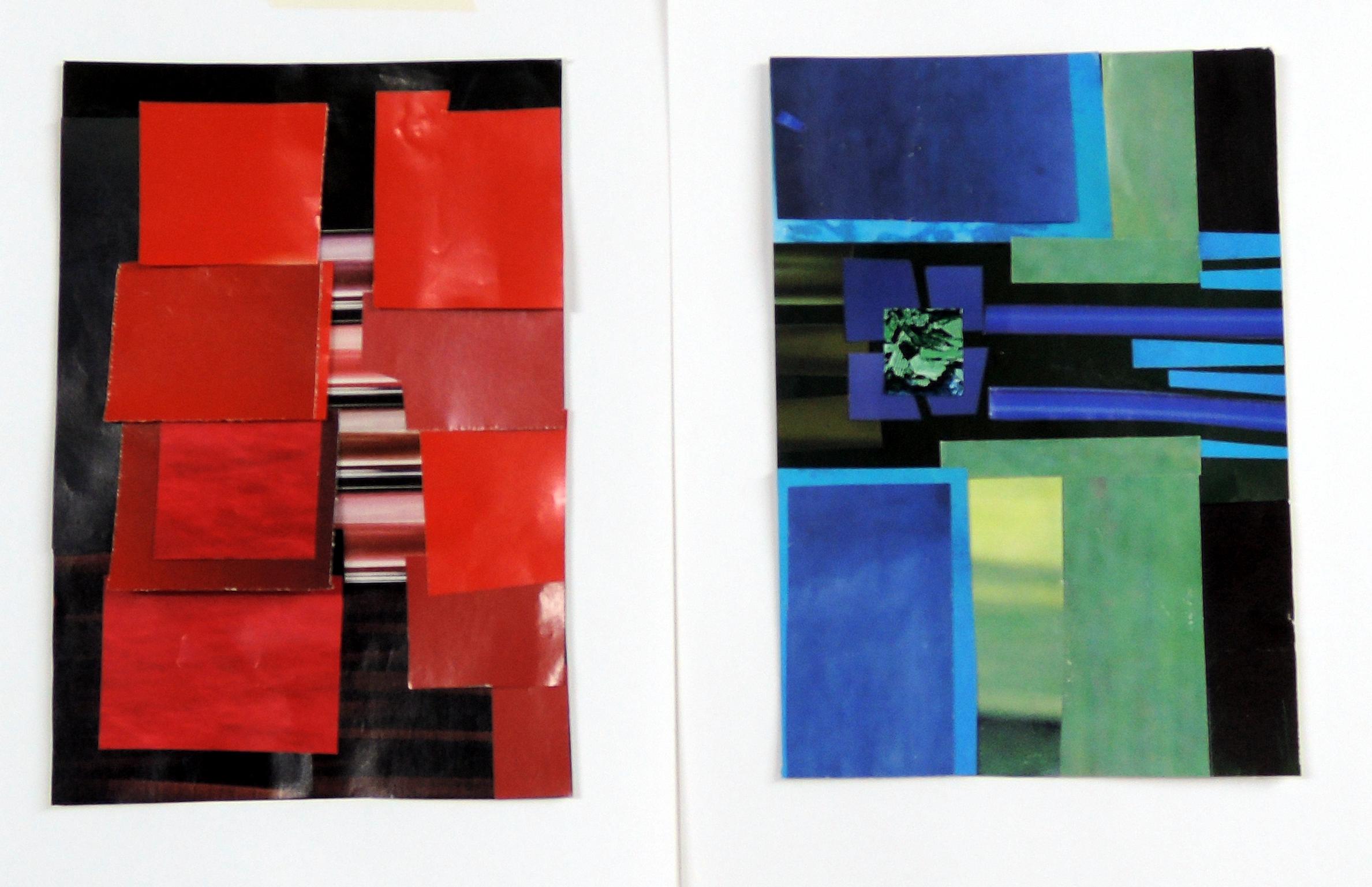 collages jeudi 6 nov Gunther Gerzso 5