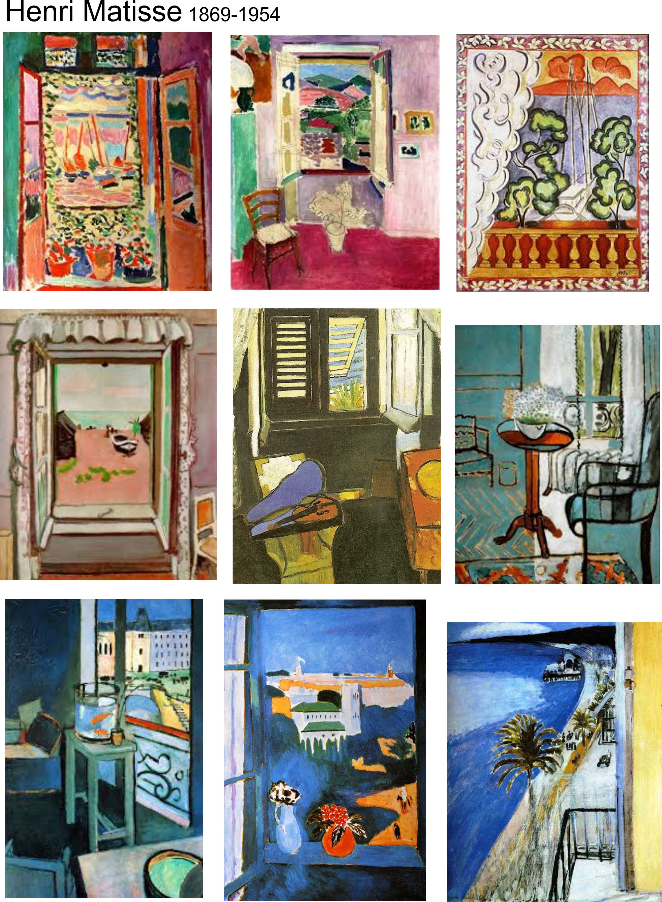 Matisse Henri